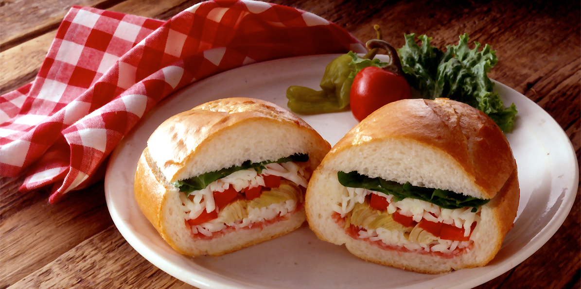 Antipasto Panini Recipe | Sargento® Shredded Mozzarella Cheese