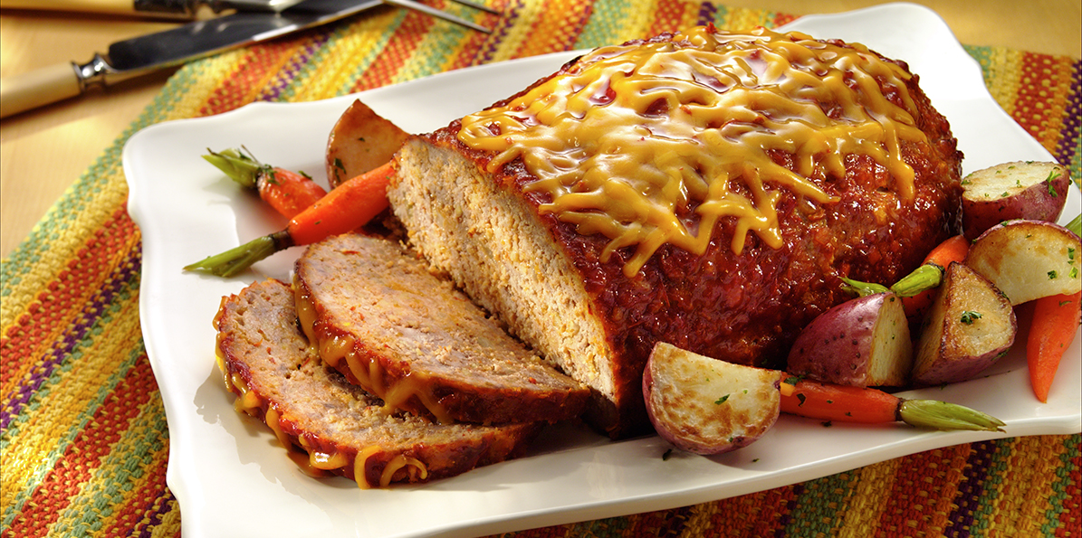 Chipotle Cheddar Meatloaf | Sargento® Sharp Cheddar Cheese