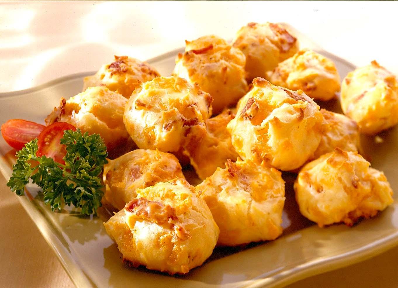 Cheddar Puffs Recipes — Dishmaps