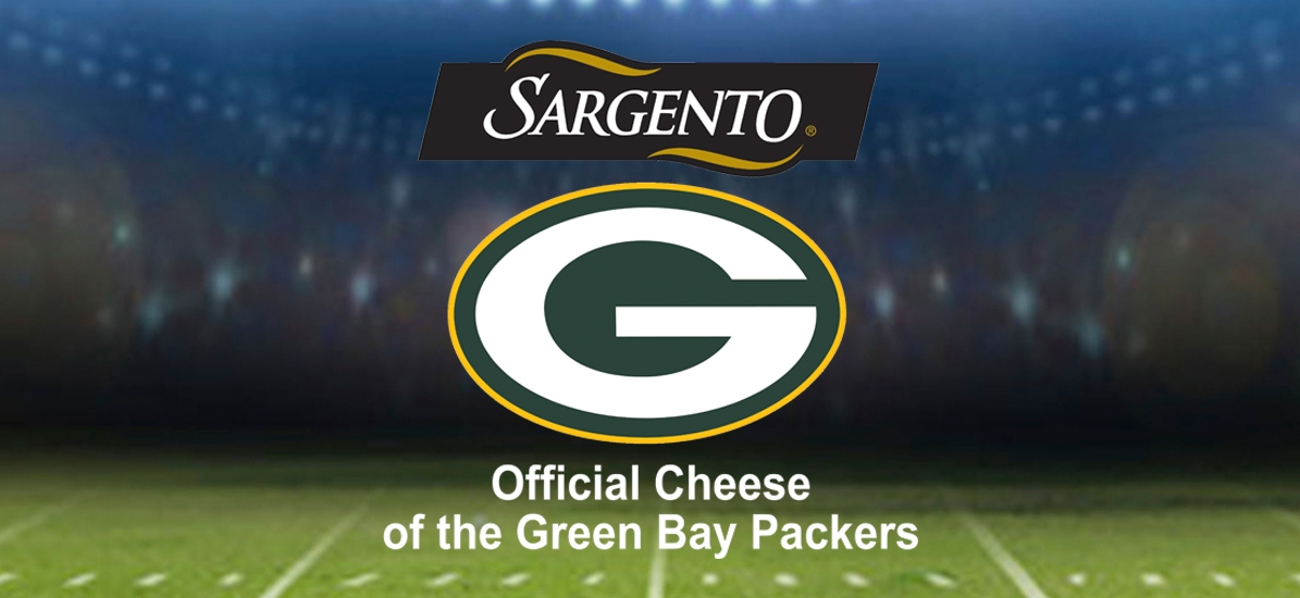 Sargento The Official Cheese of The Green Bay Packers
