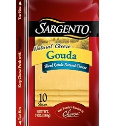 Sargento® Sliced Gouda Cheese