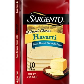 Sargento® Sliced Havarti Cheese