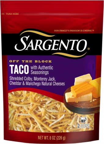 Sargento® Shredded Taco Cheese