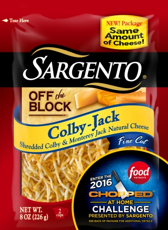 Sargento® Fine Cut Shredded Colby-Jack Cheese