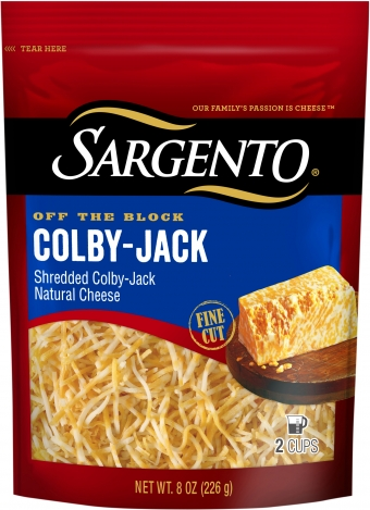 Sargento® Shredded Colby-Jack Cheese - Fine Cut