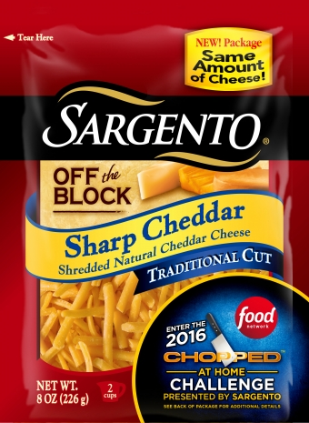 Sargento® Traditional Cut Shredded Sharp Cheddar Cheese