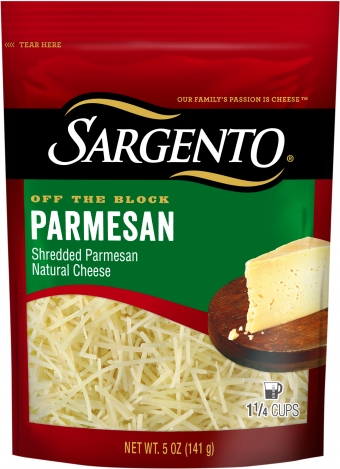Sargento® Shredded Parmesan Cheese