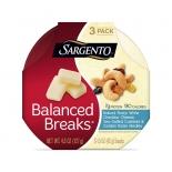 Balanced Breaks® Natural Sharp White Cheddar Cheese with Cashews and Raisins