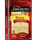 Sargento® Sliced Swiss Cheese