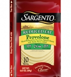 Sargento® Sliced Reduced Fat Provolone Cheese