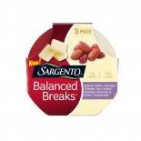 Balanced Breaks® Natural White Cheddar with Almonds and Cranberries