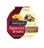 Balanced Breaks® Colby-Jack Natural Cheese with Sea-salted peanuts and Blueberry Juice-Infused Dried Cranberries