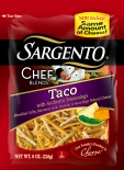 Sargento® Chef Blends® Shredded Taco Cheese