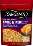 Sargento® Shredded Nacho & Taco Cheese