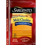 Sargento® Sliced Mild Cheddar Cheese