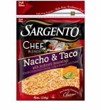 Sargento® Chef Blends® Shredded Nacho & Taco Cheese