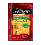 Sargento® Sliced Reduced Fat Colby-Jack Cheese