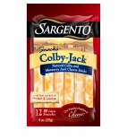 Sargento® Natural Colby-Jack Cheese Snacks