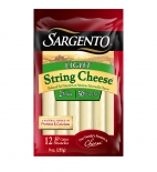 Sargento® Natural Light String Cheese Snacks