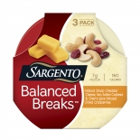 Balanced Breaks™ Natural Sharp Cheddar Cheese with Cashews and Cranberries