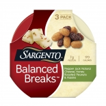 Balanced Breaks™ Pepper Jack Natural Cheese with Peanuts and Raisins