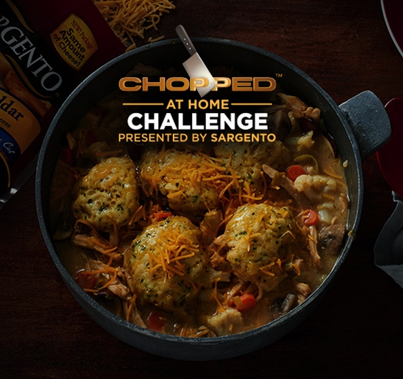 Sargento Chopped At Home Challenge