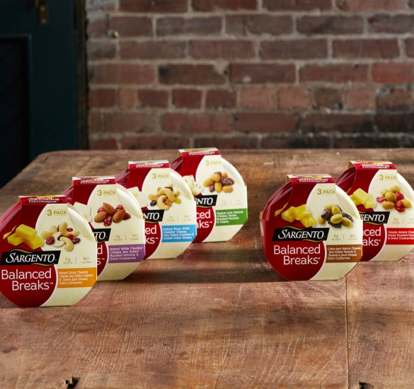 Sargento® Balanced Breaks® Snacks