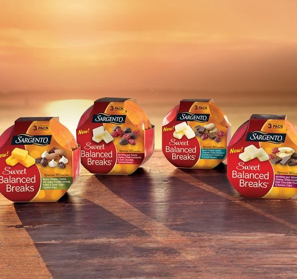 Sargento® Sweet Balanced Breaks® Snacks
