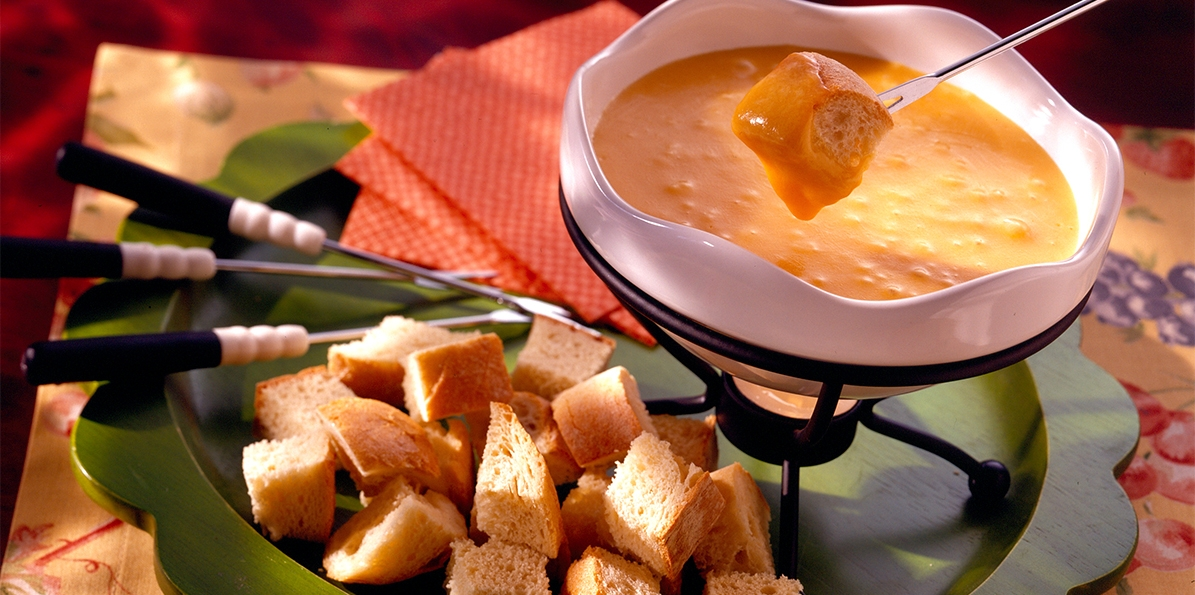 Beer Cheese Fondue