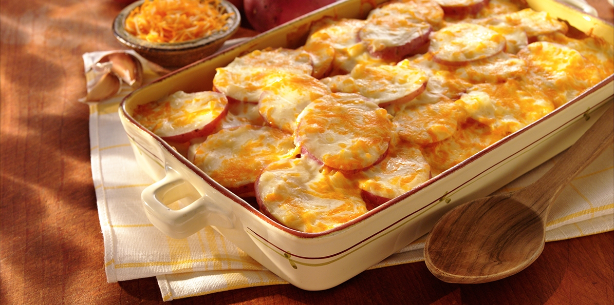 Classic Scalloped Potatoes Recipes — Dishmaps