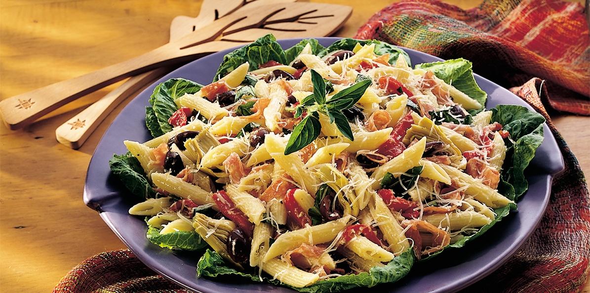 Perfect Pasta Salad Toss Recipe | Sargento® Parmesan Cheese