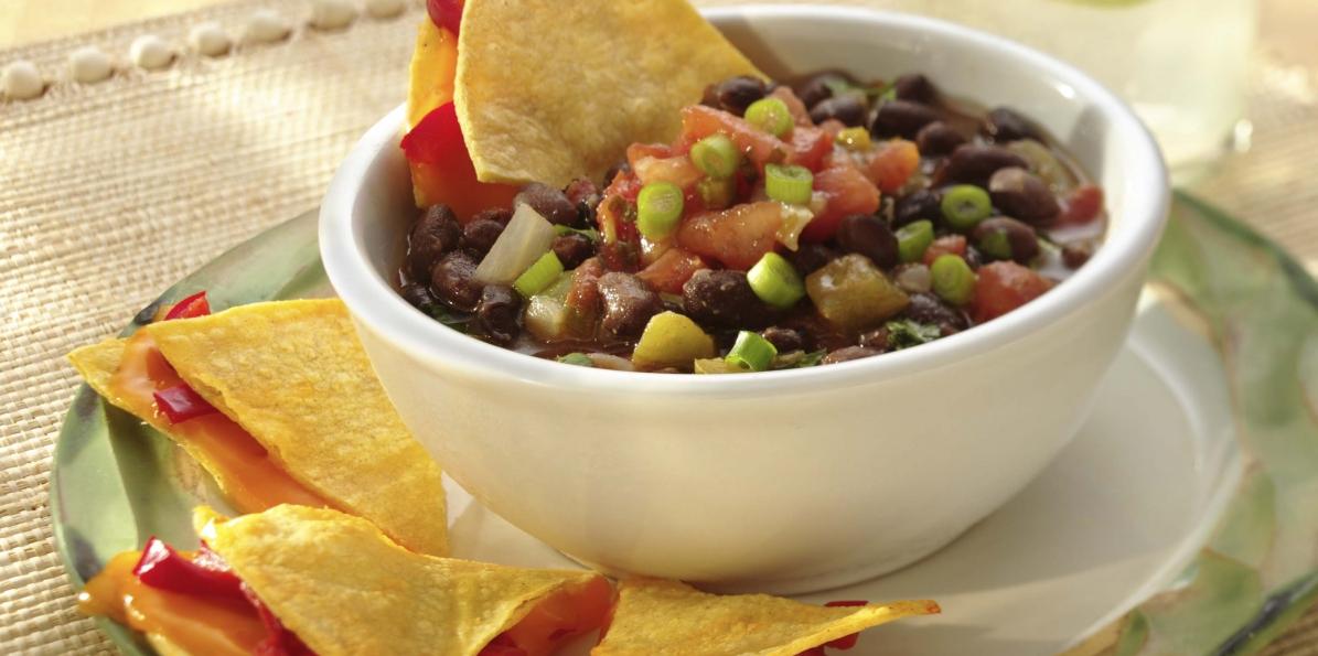 Cuban Style Black Beans Recipe   Sargento® Medium Cheddar Cheese