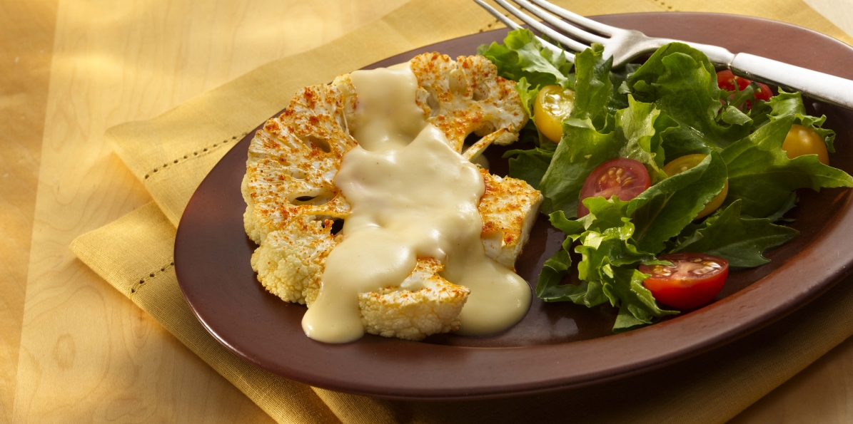 Quick and Easy Cheddar Sauce