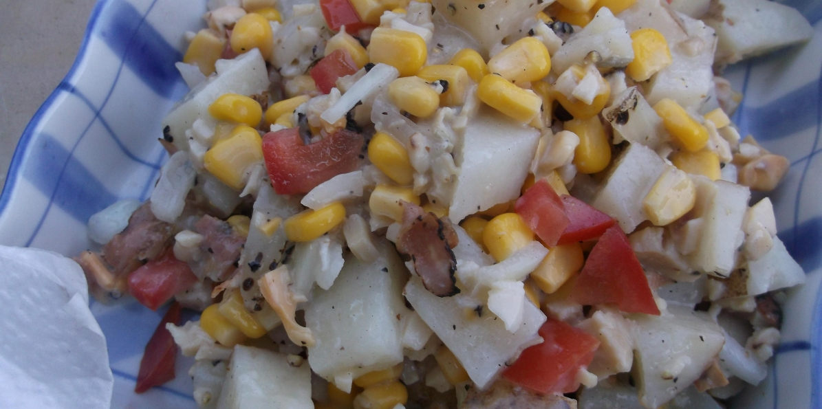 East Coast Clambake Salad