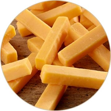 Snack Bites Wisconsin Sharp Cheddar Cheese