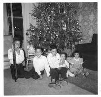 Gentine Family 1950