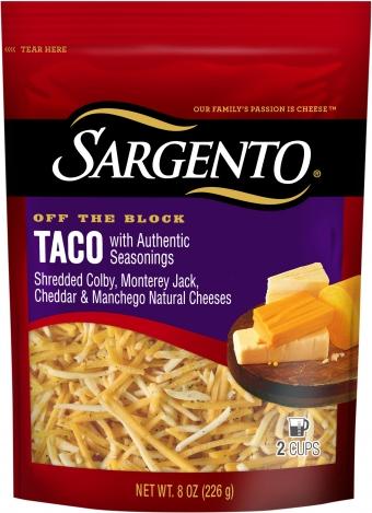 Sargento® Shredded Taco Cheese