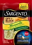 Sargento® Traditional Cut Shredded Mozzarella