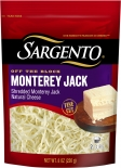 Sargento® Shredded Monterey Jack Cheese