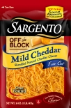 Sargento® Fine Cut Shredded Mild Cheddar Cheese