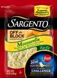 Sargento® Fine Cut Shredded Mozzarella