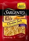 Sargento® Fine Cut Shredded Cheddar Jack Cheese