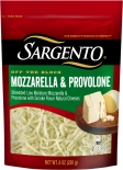 Sargento® Shredded Mozzarella & Provolone Cheese