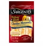 Sargento® Natural Blends® Cheddar-Mozzarella Cheese Sticks