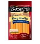 Sargento® Natural Sharp Cheddar Cheese Sticks