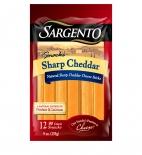 Sargento® Natural Sharp Cheddar Cheese Sticks