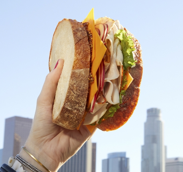 SAVE YOUR SANDWICH FROM PASTEURIZED PROCESS CHEESE FOOD.