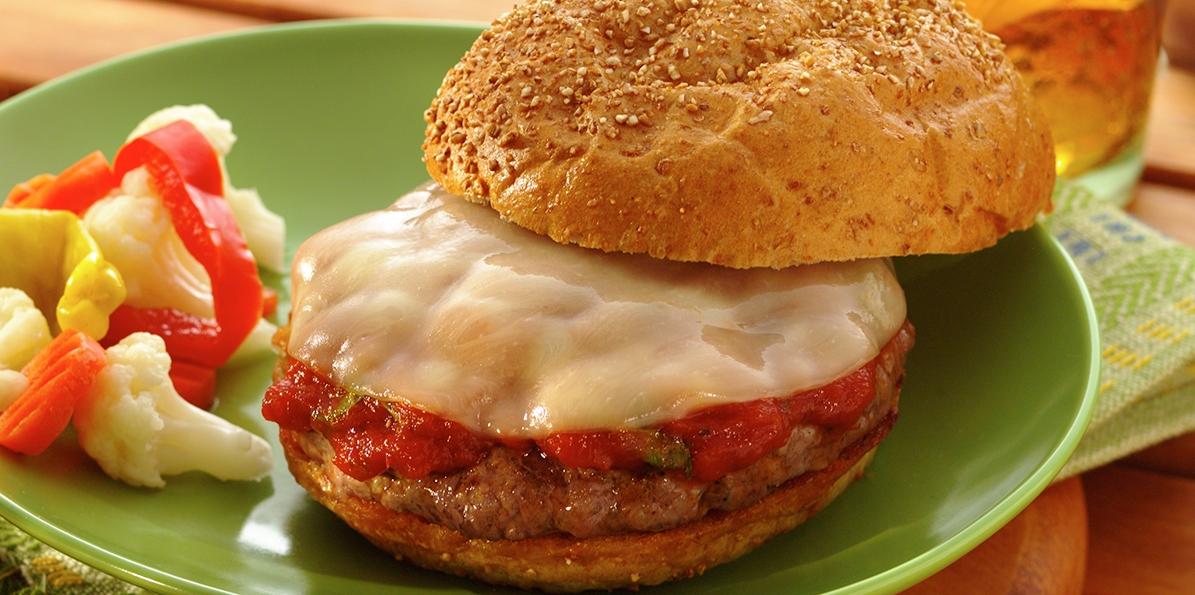 Italian-Style Cheeseburgers