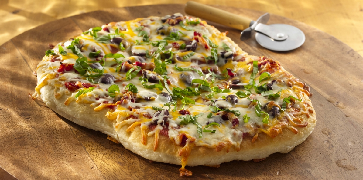 Montanara (Fried Pizza)